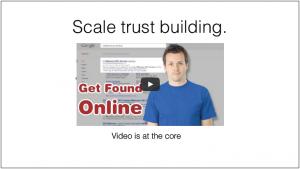 Scale Trust Building